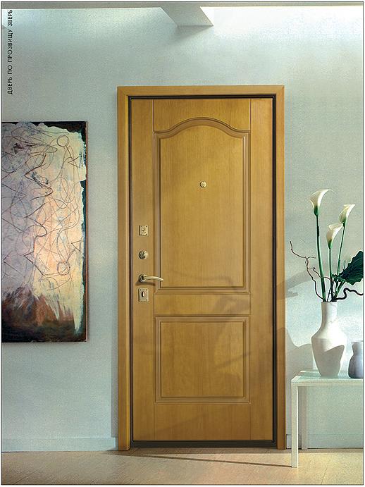 дизайнерские металлические двери